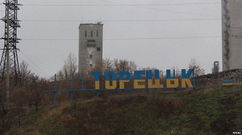 В Торецке задержали сообщника боевиков - фото 1