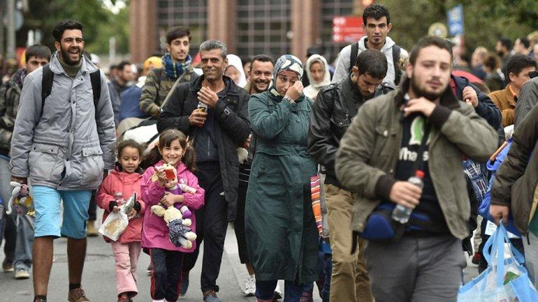 Количество беженцев из Сирии увеличилось - фото 1