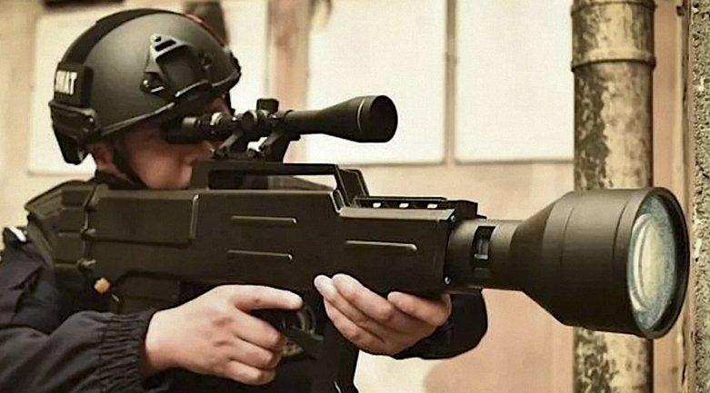 Лазерный АК-47 - фото 1