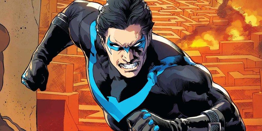 Льюис Тан из Железного кулака может сыграть Найтвинга для DC  - фото 1
