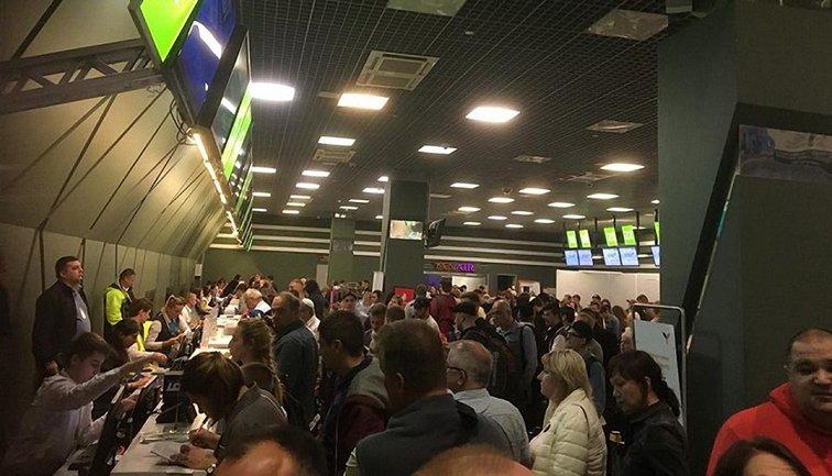В Украине увеличилось количество желающих слетать на отдых за границу - фото 1