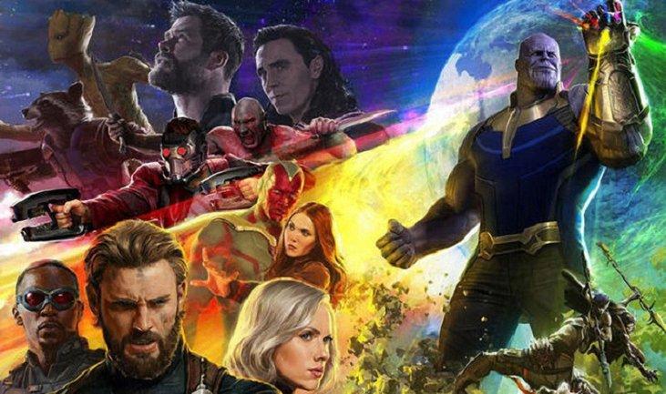 Marvel выпустит издание о Таносе - фото 1