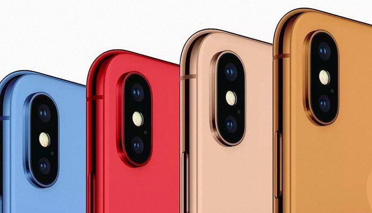 Какие цвета выбрали для новых айфонов - фото 1