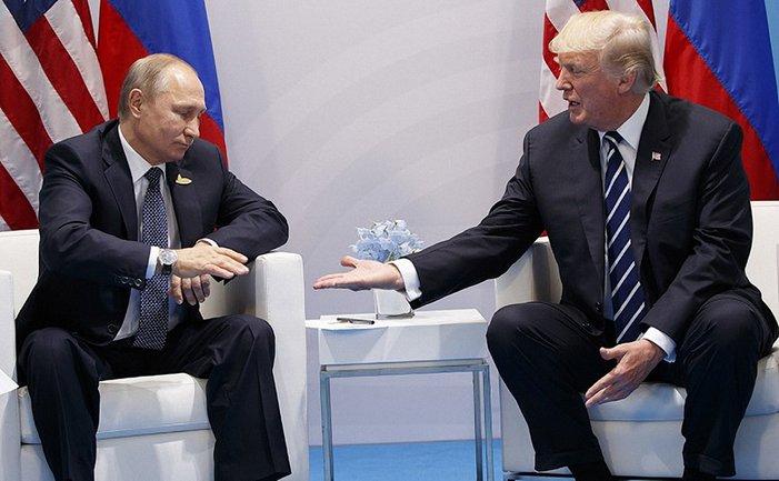 Трамп не собирается защищать интересы Украины на встрече с Путиным - фото 1