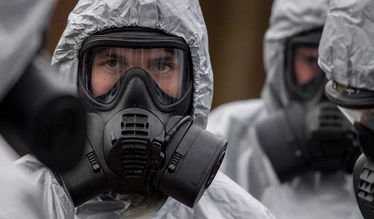 """В Великобритании госпитализировали полицейского с подозрением на отравление """"Новичком"""" - фото 1"""