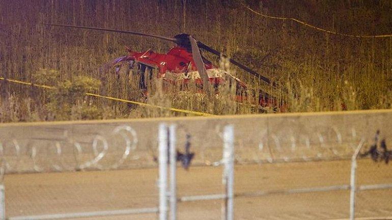 В Чикаго разбился вертолет с пациентом на борту - фото 1