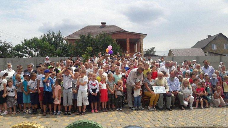 Самая многочисленная семья в Украине, которая насчитывает 346 человек - фото 1