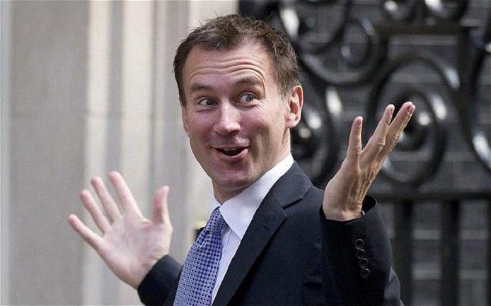 Главой МИД Великобритании стал Министр здравоохранения Джереми Хант - фото 1