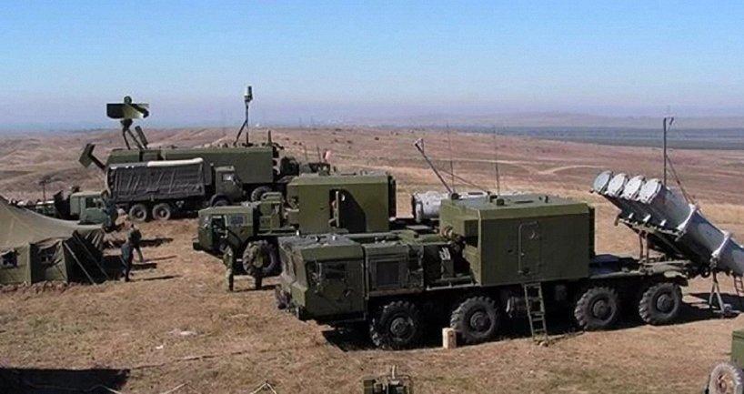 Россия задействовала ракетные комплексы на учениях в Крыму - фото 1