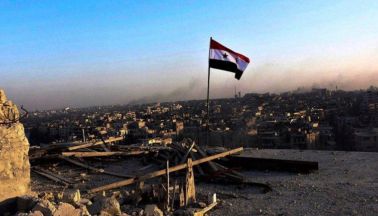 Авиаудары Израиля по трем объектам Сирии - фото 1