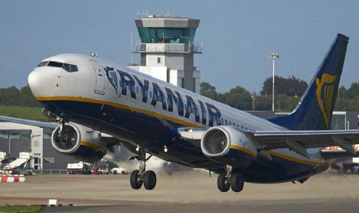 """Ryanair обсудил все рейсы с аэропортом """"Борисполь"""" - фото 1"""