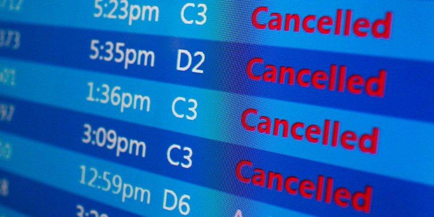 Топ-11 пунктуальных авиакомпаний Украины - фото 1