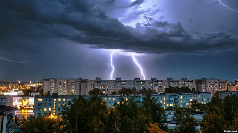 Погода в Украине 13 июля - фото 1