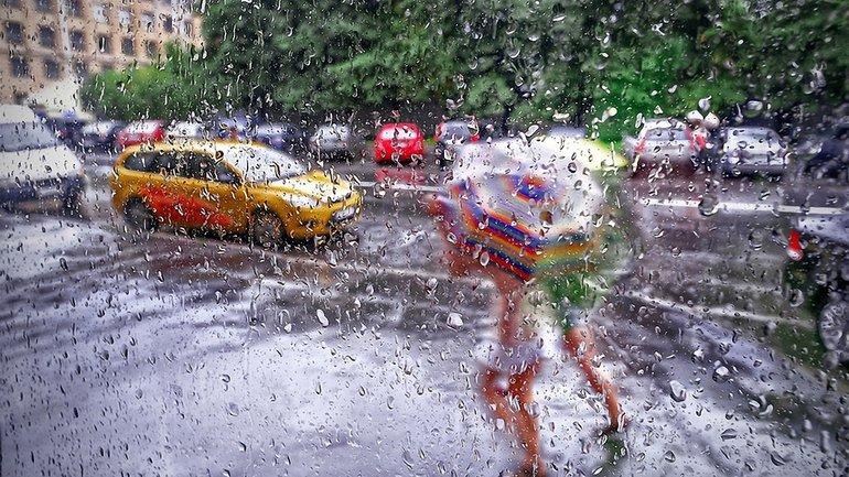 На большей части Украины ожидаются дожди - фото 1