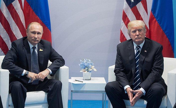 Встреча Трампа и Путина запланирована на 16 июля в Хельсинки - фото 1