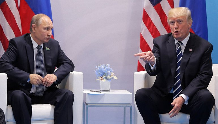 Стало известно, как будет проходить встреча Трампа и Путина - фото 1