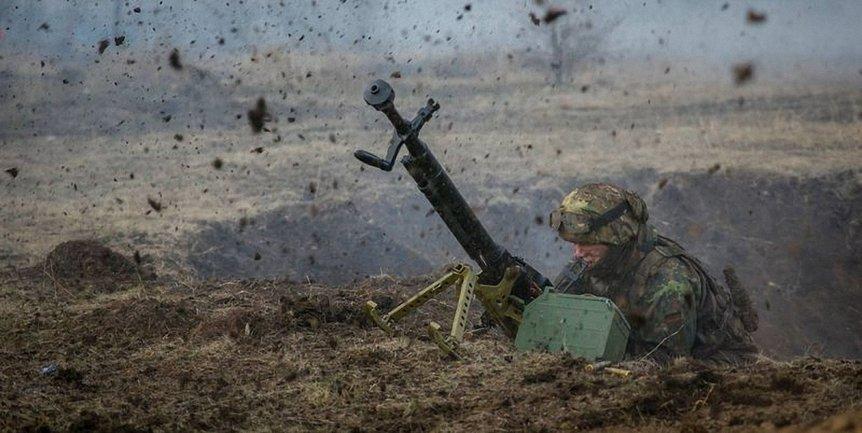 Боевики продолжают нарушать режим тишины навостоке государства Украины