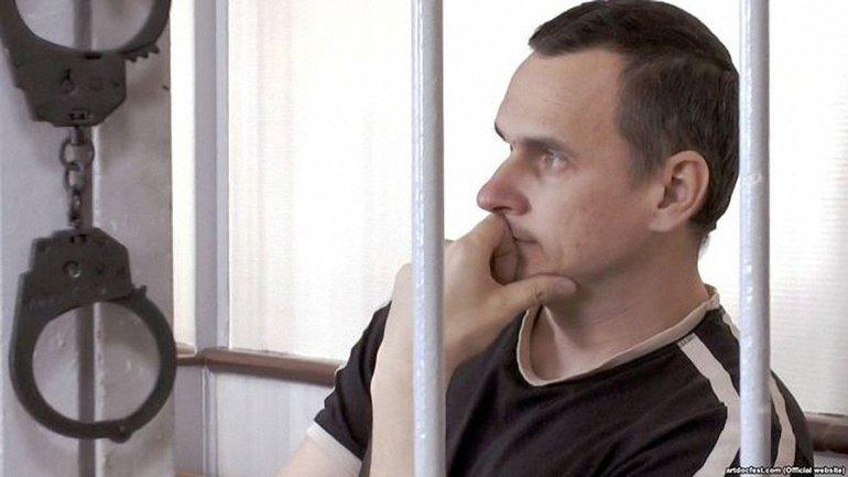 Первые за два года видеокадры Сенцова в колонии - фото 1