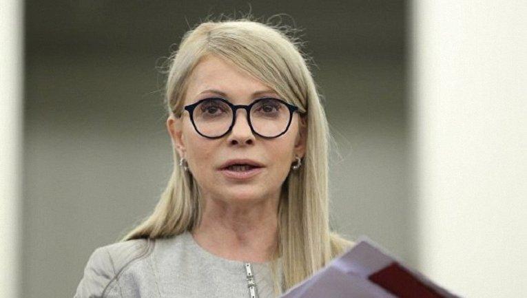Размещены кадры тайной встречи Тимошенко иКоломойского