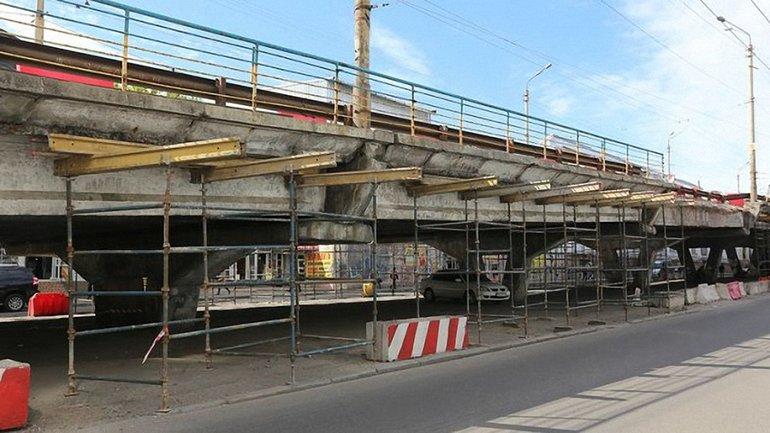 Когда починят Шулявский мост - фото 1