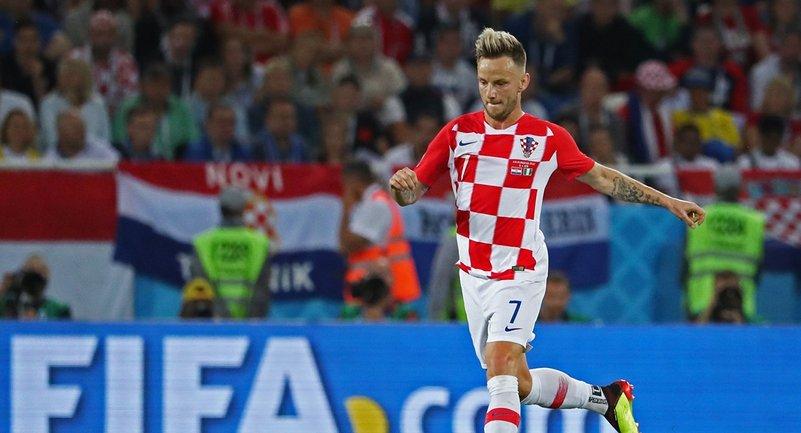 Футболист сборной Хорватии Иван Ракитич  - фото 1