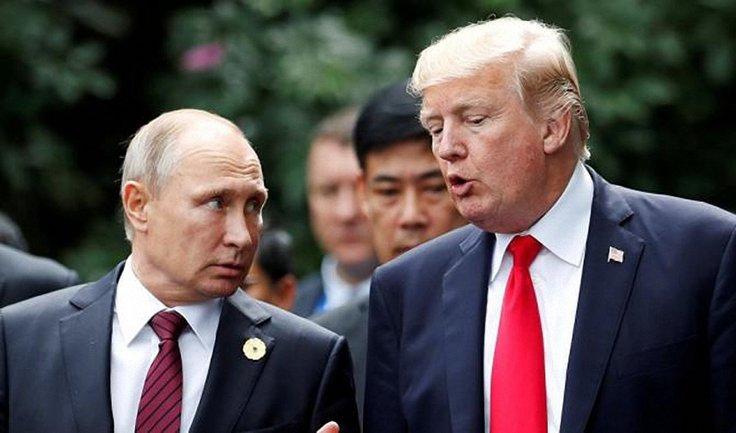 Трамп может не давать поблажек Путину по Крыму и Украине - фото 1