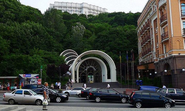В Киеве на месяц закроют фуникулер - фото 1