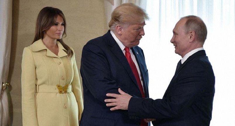 Путин отблагодарил Трампа за похвалу о матче - фото 1