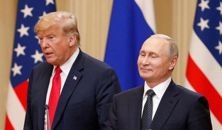 Зустріч Трампа та Путіна у Гельсінкі виявилася лише ознайомчою - фото 1