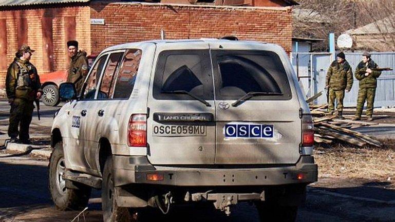 Наблюдателей ОБСЕ застукали на работе на Россию - фото 1