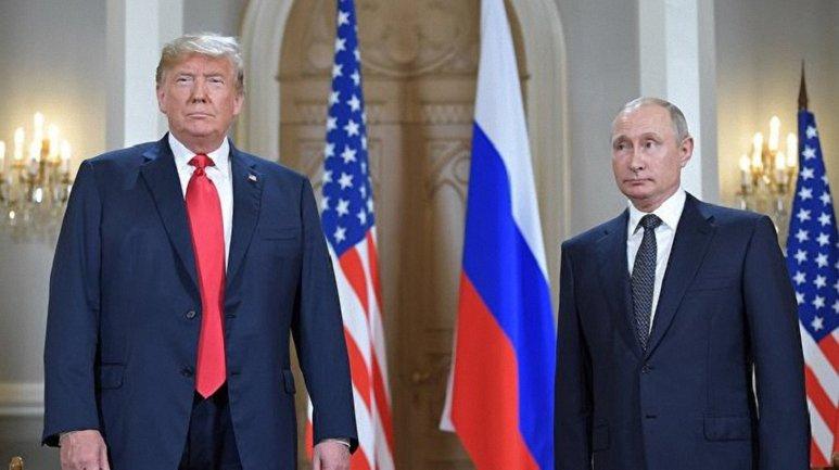 """Трамп заявил, что """"поладил с Путиным"""" - фото 1"""