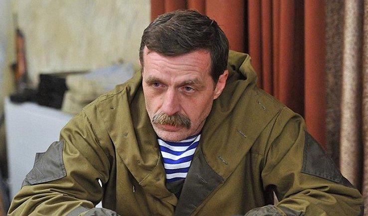 "Сепаратисты ""похоронили"" экс-главаря ""ДНР"" - фото 1"