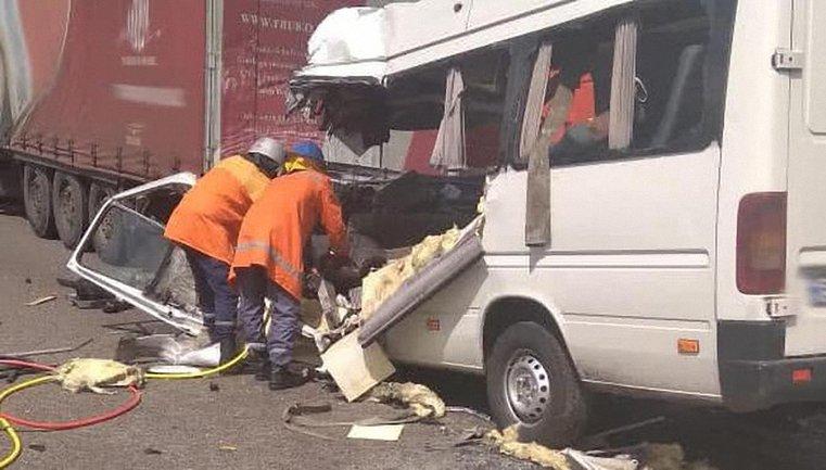 В аварии погибли дети - фото 1