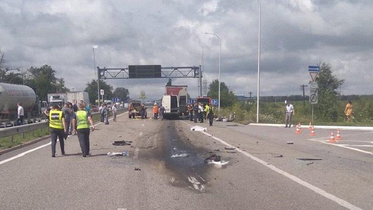 Появилась информация о причине ДТП в Житомирской области - фото 1