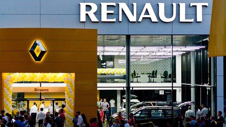 Renault планирует выпускать автомобили в Украине - фото 1