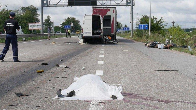 ДТП в Житомирской области: владельцу маршрутки сообщили о подозрении - фото 1