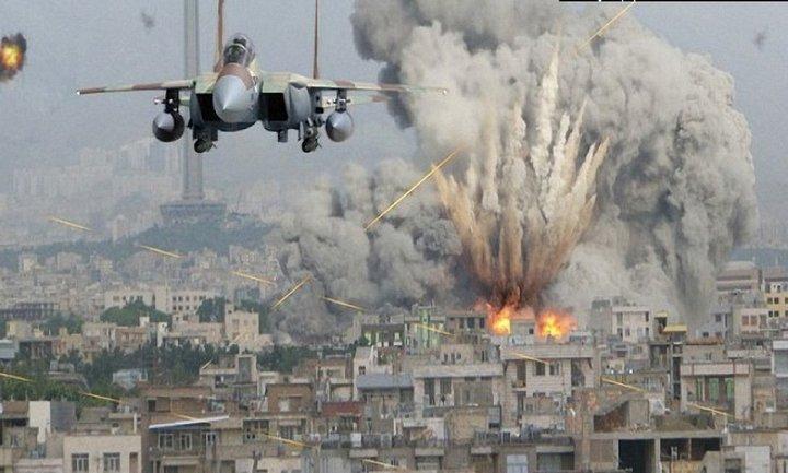 Россия возобновила авиаудары по ИГИЛ - фото 1