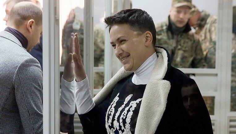 Савченко в третий раз допросят на полиграфе - фото 1
