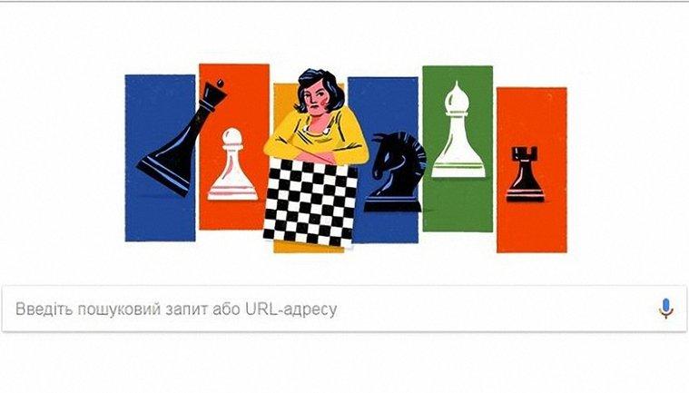 Людмила Руденко: кому Google посвятил свой дудл - фото 1