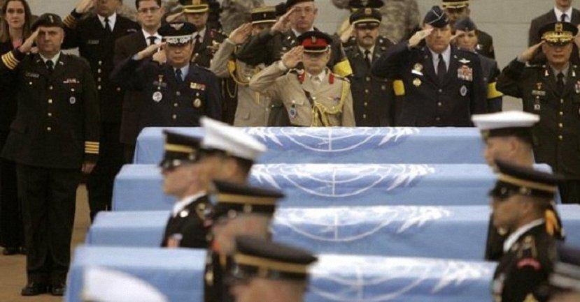 КНДР передала США останки погибших в Корейской войне солдат - фото 1