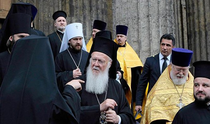 Представители Вселенского Патриархата считают, что у Москвы нет оснований для праздника - фото 1