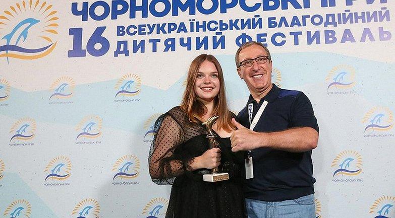 Победительница Черноморских Игр Элина Иващенко - фото 1