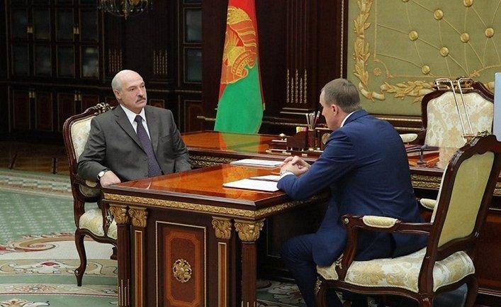 Глава белорусского государства появился на публике после инфаркта - фото 1