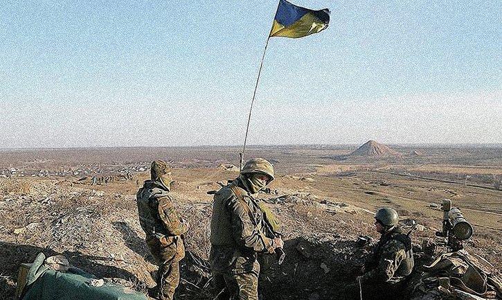 Война на Донбассе продолжается - фото 1