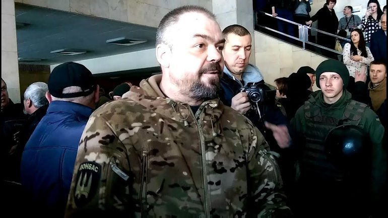 Побратимы опознали убийцу Виталия Олешко - фото 1