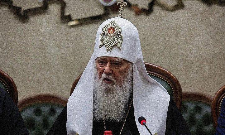 Филарет выгонит московских попов из украинских церквей - фото 1