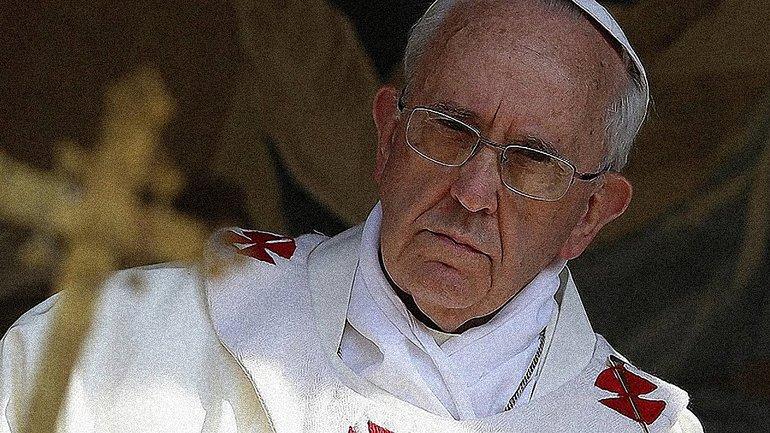 Папа Римский Франциск осудил смертную казнь - фото 1