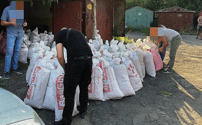 В Донецкой области у наркоторгговцев изъяли 75 тонн опиума - фото 1