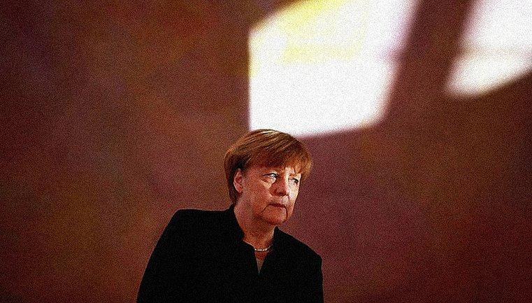 Меркель не желают видеть на посту федерального канцлера - фото 1