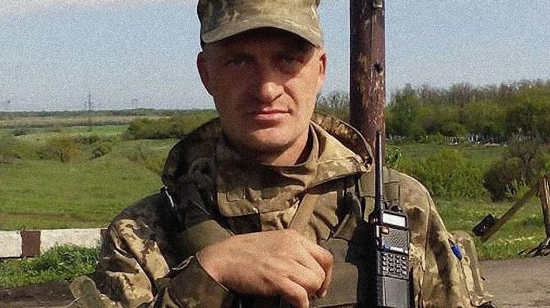 Александр Худолей с 2015-го служил по контракту после мобилизации - фото 1